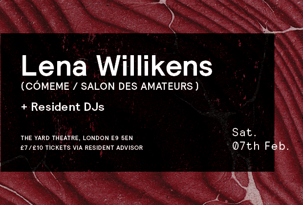 ABATTOIR with Lena Willikens